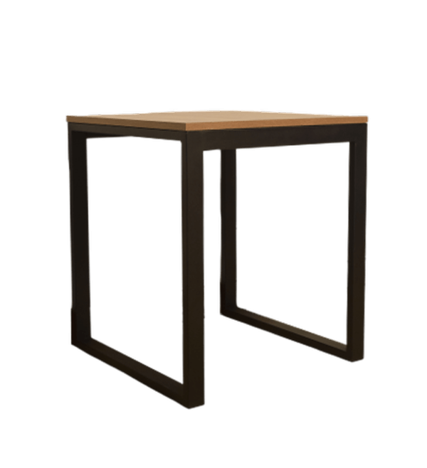 Mesa auxiliar kenia oscura Ebani Colombia tienda online de decoración y mobiliario Ferrum