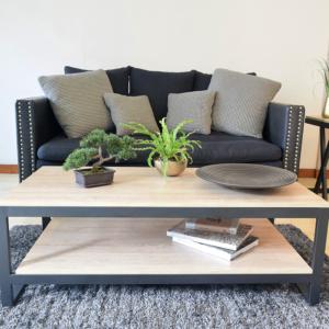 Mesa de centro dakota clara Ebani Colombia tienda online de decoración y mobiliario Ferrum