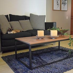 Mesa de centro kendo oscura Ebani Colombia tienda online de decoración y mobiliario Ferrum