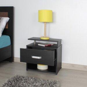 Mesa de noche o Nochero derecha izquierda Ebani Colombia tienda online de decoración y mobiliario maderkit