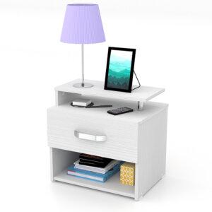Mesa de noche o Nochero derecha izquierda Ebani Colombia tienda online de decoración y mobiliario maderkit 1