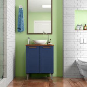 Mueble De Baño Con Lavamanos – Blue Navy Ebani Colombia tienda online de decoración y mobiliario Bertolini