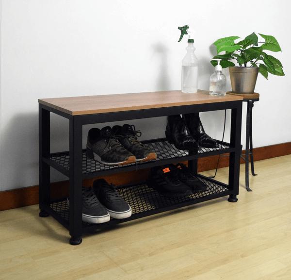 Recibidor bio kuon oscuro Ebani Colombia tienda online de decoración y mobiliario Ferrum