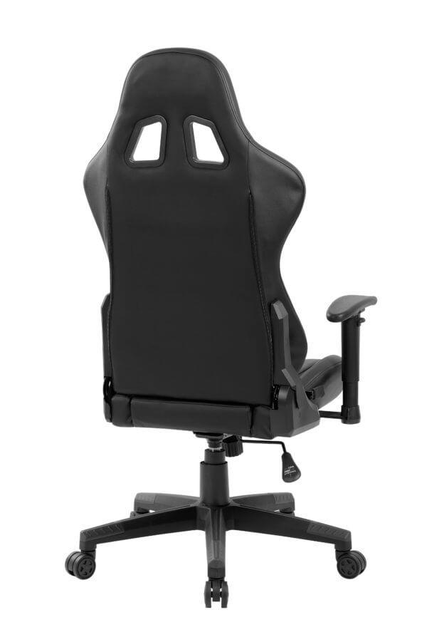 Silla Race Gamer Premium Negro Ebani Colombia tienda online de decoración y mobiliario Reflekta