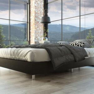 Base cama Lumo doble wengue Ebani Colombia tienda online de decoración y mobiliario RTA