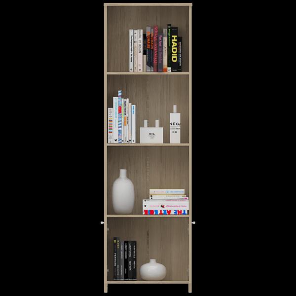 Biblioteca lisa Easy rovere Ebani Colombia tienda online de decoración y mobiliario RTA