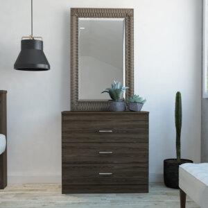 Cómoda Melia coñac + blanco Ebani Colombia tienda online de decoración y mobiliario RTA