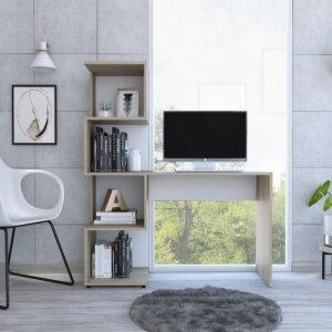 Escritorio para PC o estudio Vick rovere-blanco Ebani Colombia tienda online de decoración y mobiliario RTA