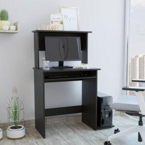 Escritorio para PC o estudio wengue Ebani Colombia tienda online de decoración y mobiliario RTA