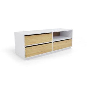 Cama nido y escritorio roverere-siena