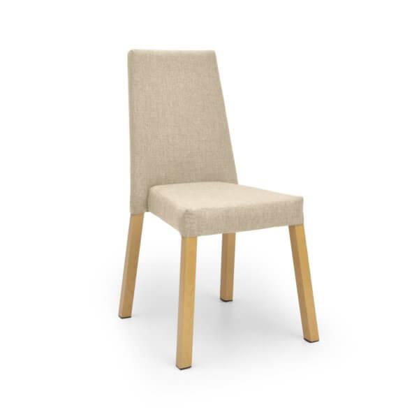 Juego de comedor Sevilla + sillas viena trigo x4