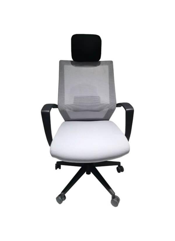 Silla de oficina Oslo negro + gris Ebani Colombia tienda online de decoración y mobiliario RTA