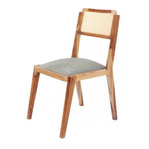 Comedor Loren Gris + sillas