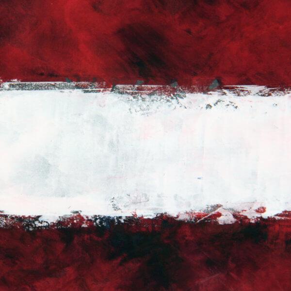 Cuadro Decorativo Noche roja