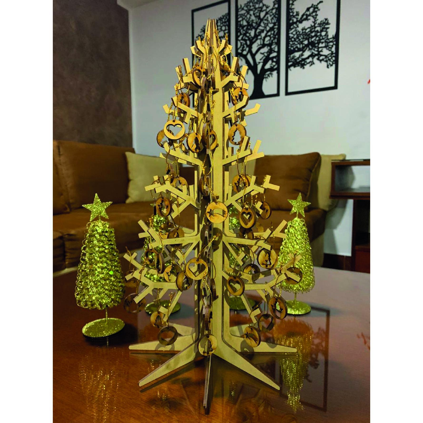 Cojín decorativo navidad