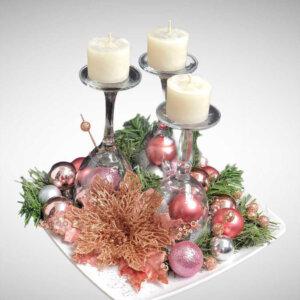 Centro de mesa Ebani Colombia tienda online de decoración y mobiliario Anuk