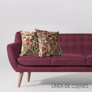 Cojín decorativo gallo Ebani Colombia tienda online de decoración y mobiliario Anuk