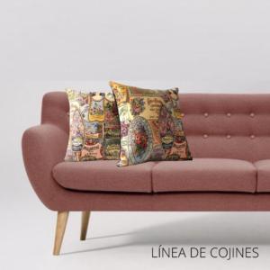 Cojín decorativo ixora Ebani Colombia tienda online de decoración y mobiliario Anuk