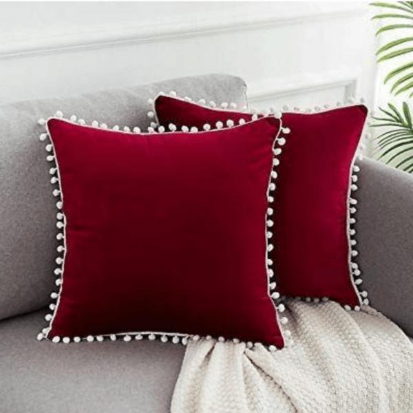 Cojín decorativo navidad Ebani Colombia tienda online de decoración y mobiliario Anuk