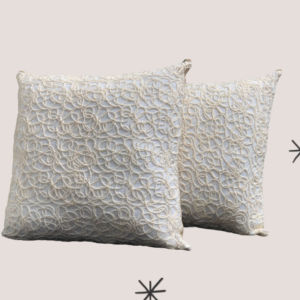 Cojín decorativo navidad dorada Ebani Colombia tienda online de decoración y mobiliario Anuk