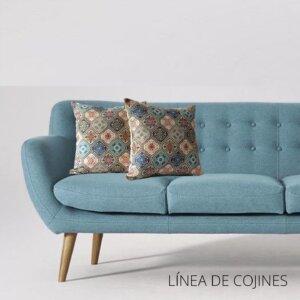 Cojín decorativo ramala Ebani Colombia tienda online de decoración y mobiliario Anuk