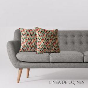 Cojín decorativo snake Ebani Colombia tienda online de decoración y mobiliario Anuk