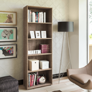 Biblioteca Multy Canela Ebani Colombia tienda online de decoración y mobiliario Bertolini