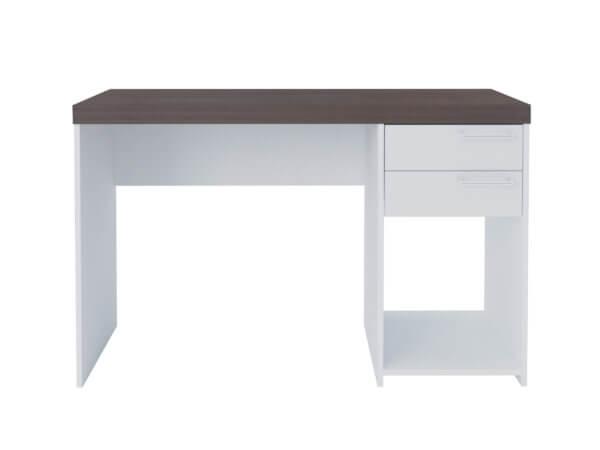 Escritorio para pc o Estudio Avila -Avellana-Blanco Ebani Colombia tienda online de decoración y mobiliario Bertolini