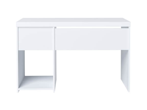 Escritorio para pc o Estudio Avila -Blanco Ebani Colombia tienda online de decoración y mobiliario Bertolini