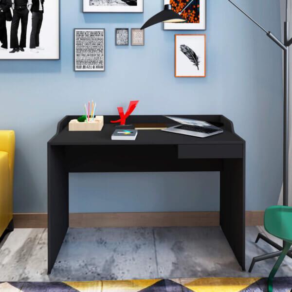 Escritorio para pc o Estudio Slim - Negro Ebani Colombia tienda online de decoración y mobiliario Bertolini