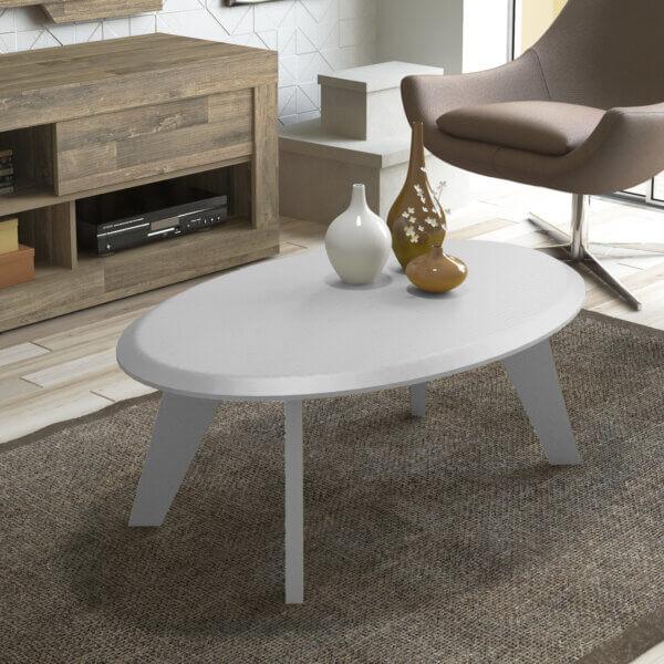 Mesa de Centro Ellis Blanco Ebani Colombia tienda online de decoración y mobiliario Bertolini