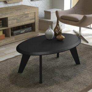 Mesa de Centro Ellis Negro Ebani Colombia tienda online de decoración y mobiliario Bertolini