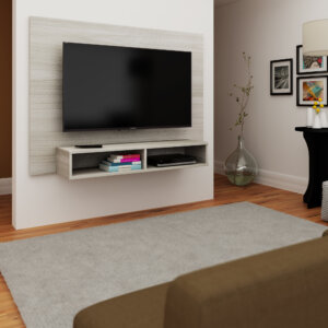 Panel o Mueble para Tv Flash Pantalla Hasta 42 Anís Ebani Colombia tienda online de decoración y mobiliario Bertolini