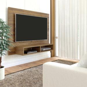 Panel o Mueble para Tv Flash Pantalla Hasta 42 Pino Ebani Colombia tienda online de decoración y mobiliario Bertolini