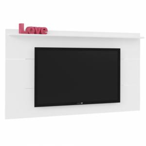 Panel o Mueble para Tv Slim Para Pantalla Hasta 55 Blanco Ebani Colombia tienda online de decoración y mobiliario Bertolini