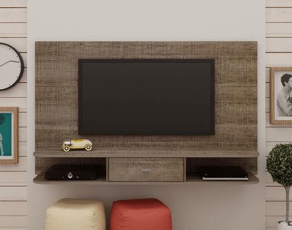 Panel o Mueble para Tv Studio Para Pantalla Hasta 55 Canela Ebani Colombia tienda online de decoración y mobiliario Bertolini