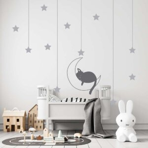 Vinilo Decorativo Infantil Mapamundi Animal