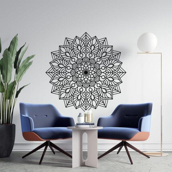 Vinilo Decorativo Mandala