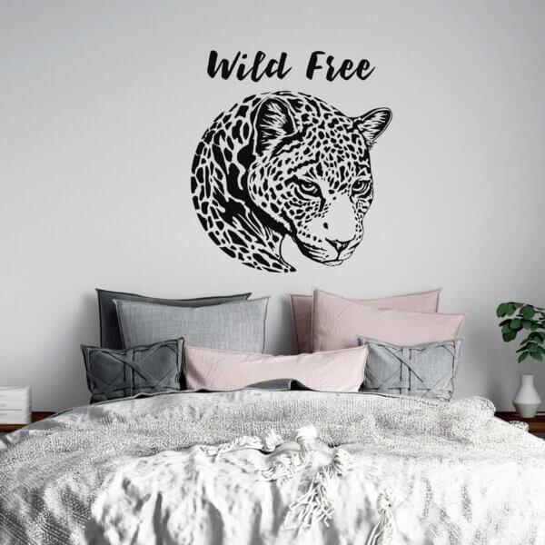 Vinilo Decorativo Wild free