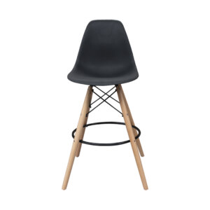 Butaco Tique Negro Ebani Colombia tienda online de decoración y mobiliario Nihao