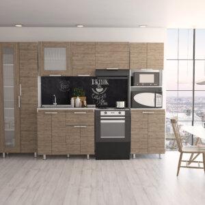 CLM 3857 Cocina samara cerrada Ebani Colombia tienda online de decoración y mobiliario RTA