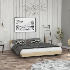 Cama 1.60 Kaia Ebani Colombia tienda online de decoración y mobiliario RTA