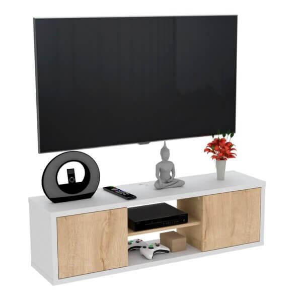 Centro de Entretenimiento o Mesa para TV Good 1 Ebani Colombia tienda online de decoración y mobiliario Maderkit