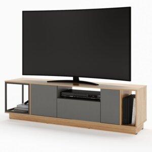 Centro de Entretenimiento o Mesa para Tv Ebani Colombia tienda online de decoración y mobiliario Maderkit