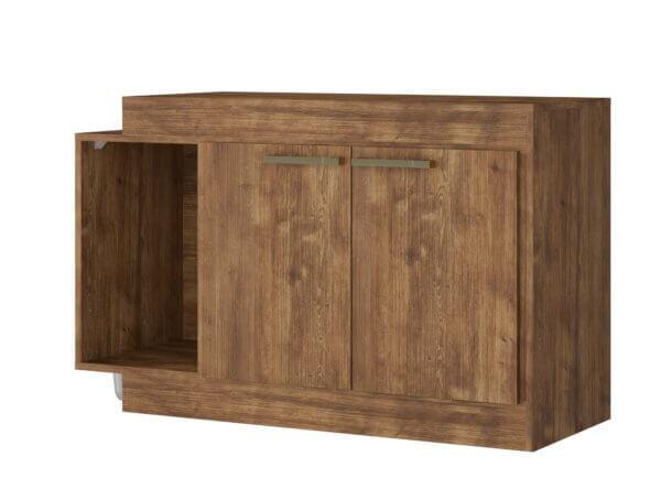 Centro de entretenimiento o Mesa Para Tv 55 - Native Ebani Colombia tienda online de decoración y mobiliario Bertolini