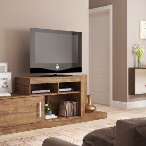 Centro de entretenimiento o Mesa Para Tv - Native Ebani Colombia tienda online de decoración y mobiliario Bertolini