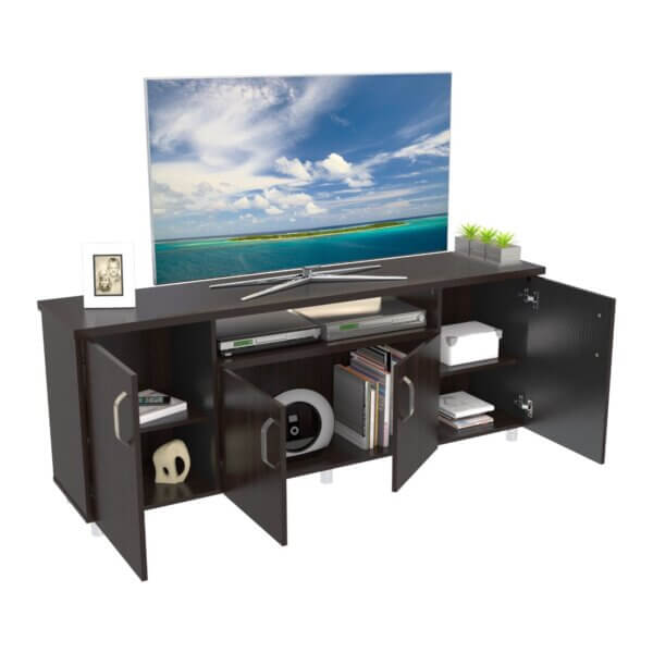 Centro de entretenimiento o Mesa para Tv Consolas Ebani Colombia tienda online de decoración y mobiliario Maderkit