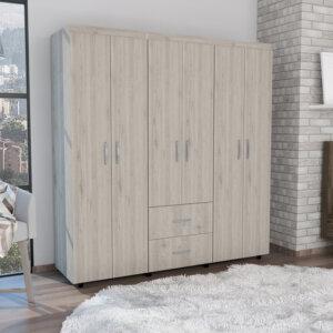 Closet Bariloche ceniza Ebani Colombia tienda online de decoración y mobiliario RTA