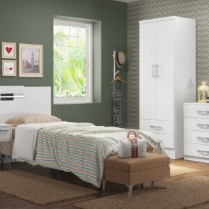 Closet o Armario - Blanco Ebani Colombia tienda online de decoración y mobiliario Bertolini