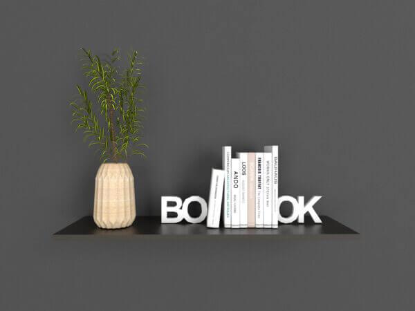 ELW6145 ENTREPAÑO ORGANIZADOR 80 _WENGUE_Frontal decorada Ebani Colombia tienda online de decoración y mobiliario RTA